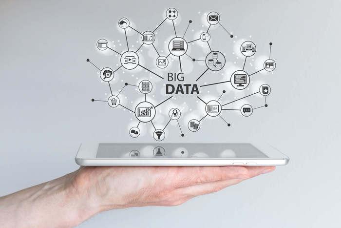 データ解析の画像