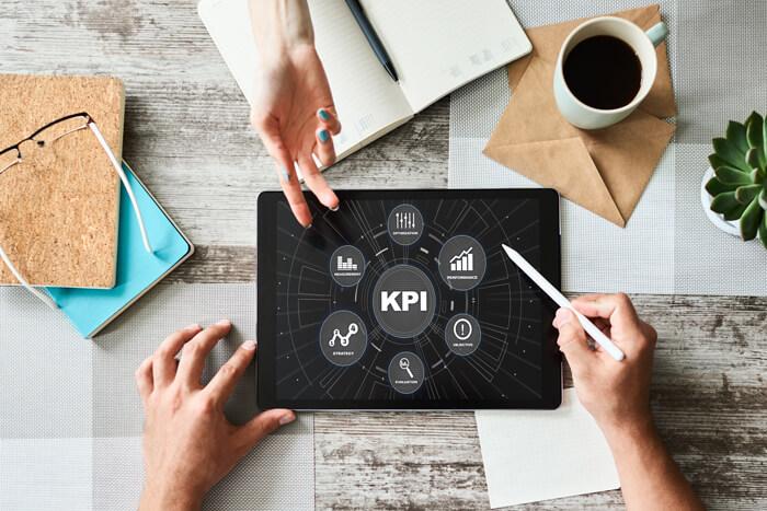 KPIと書かれている画像